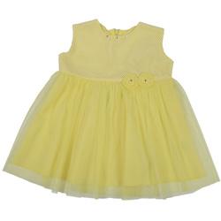 Sukienka tiul cytryna - SUN