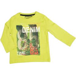 Bluza dla chłopca limonkowa - LOSAN