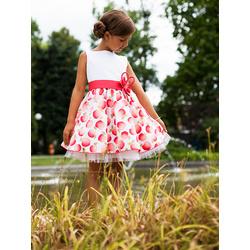 Letnia sukienka dla dziewczynki - SLY