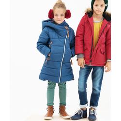 Niebieska kurtka dziewczeca NATIVO