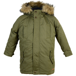 Zielona kurtka zimowa Nativo