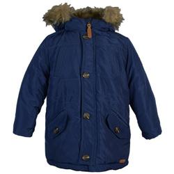 Granatowa kurtka dla chłopca NATIVO