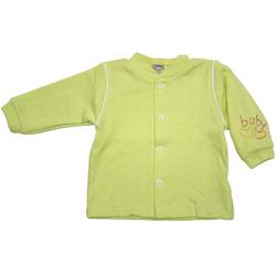Kaftanik niemowlęcy DANY zielony