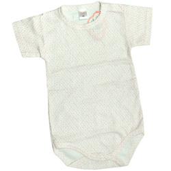 Body niemowlęce Piegusek w różowe kropeczki