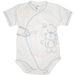 Body niemowlęce Mikulinek białe