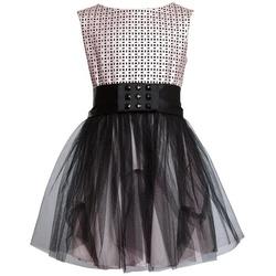 Sukienka dla dziewczyki z tiulem