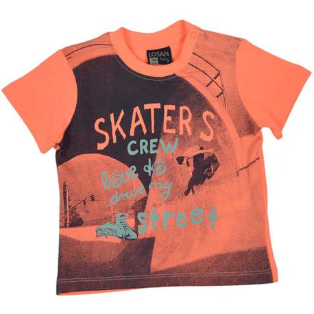 T-shirt chłopięcy SKATERS - LOSAN