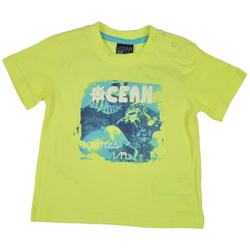 T-shirt żółty OCEAN - LOSAN