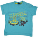 T-shirt turkusowy SUBMARINE - LOSAN