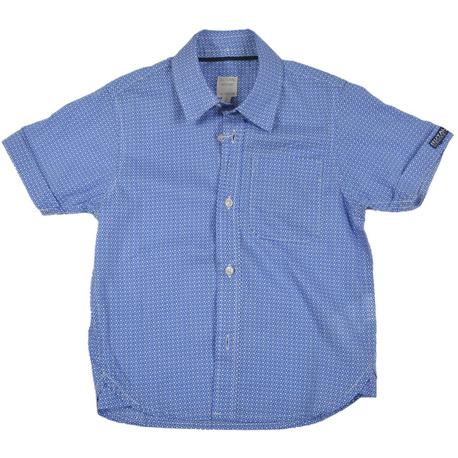 Koszula chłopięca krótki rękaw - LOSAN