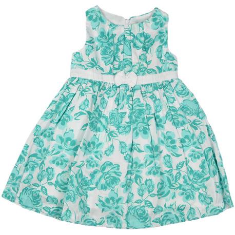 Sukienka w kwiaty - LOSAN