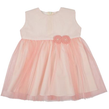 Sukienka tiul róż - SUN