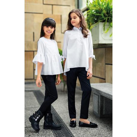Biała bluzka dziewczęca SLY