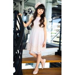 Śliczna sukienka tiulowa dla dziewczynki