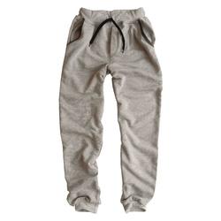 Szare spodnie dresowe GF-5