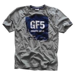 Granatowo - szary t -shirt GF-5