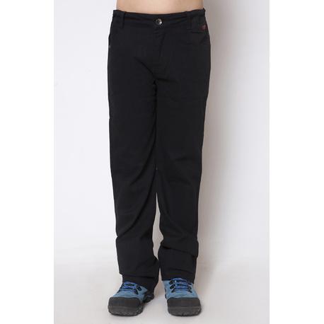 Czarne spodnie jeansowe dla chłopca GF5