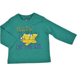 Ciemnozielona bluza chłopięca - LOSAN