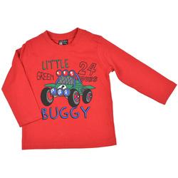 Czerwona bluza dla chłopca - LOSAN