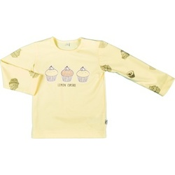 Żółta bluzeczka dziewczęca MMDadak