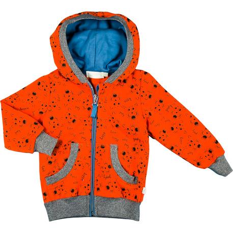Pomarańczowa bluza chłopięca MMDadak