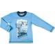 Błękitna bluza chłopięca MMDADAK