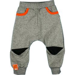 Szare spodnie dresowe MMDadak 02.4469