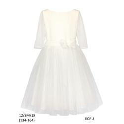 Tiulowa sukienka dla dziewczynki 134-164,sukienka 12/SM/18, sklep