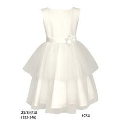 Sukienka 23/SM/18 na komunię,rozmiary 122-146,sklep online
