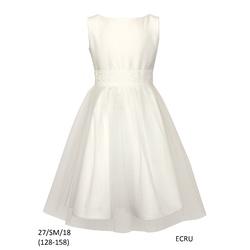 Elegancka Sukienka 27/SM/18 dla dziewczynki, SLY,sklep internetowy
