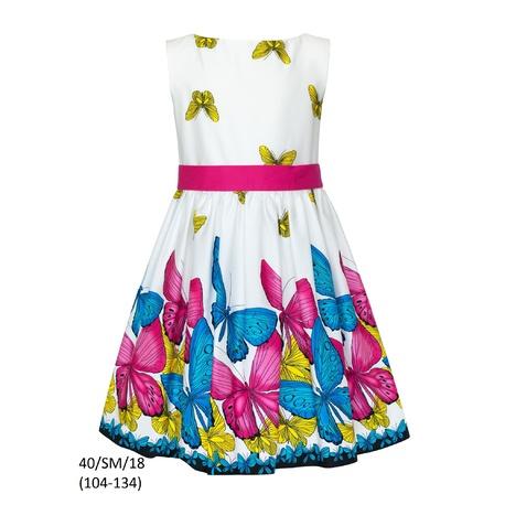 Elegancka Sukienka Dziewczęca,SLY,sklep