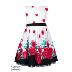 Letnia Sukienka w kwiaty - SLY