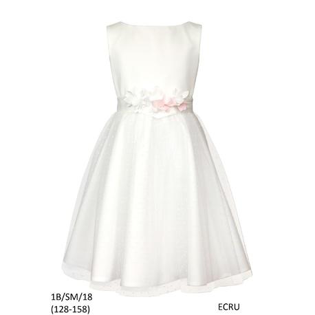 Elegancka sukienka dla dziewczynki 1B/SM/18, SLY, wesele sklep