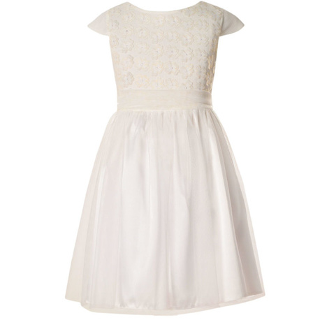 Sukienka pokomunijna,ecru,sklep internetowy
