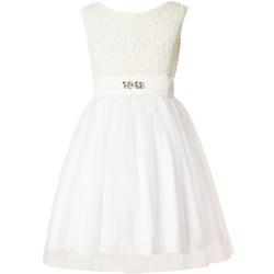 Koronkowo-tiulowa sukieneczka na komunie, sklep internetowy