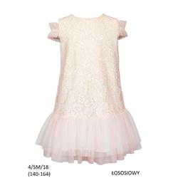 Koronkowa sukienka dla dziewczynki - SLY