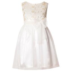 Sukienka po komunii M/201Keira, ecru, na przebranie po komunii, sklep