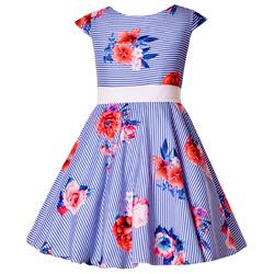 Elegancka Sukienka dla dziewczynkim/200/ Iza, po komunii, sklep internetowy