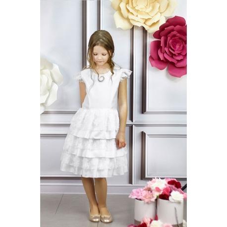 Sukienka Margot na przebranie po komunii, wizytowa, dla dziewczynki