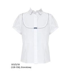 Bluzka dla dziewczynki szkolna 103/S/18