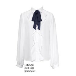 Wizytowa bluzka dla dziewczynki 114/S/18