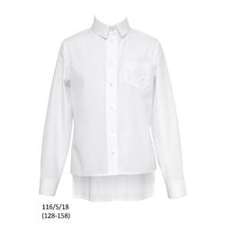 Bluzka koszulowa dla dziewczynki 116/S/18