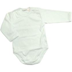 Białe body niemowlęce ZOO