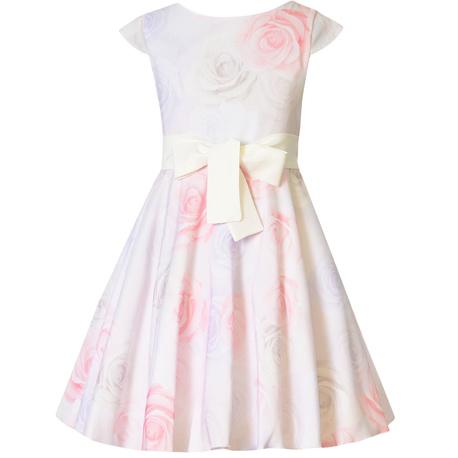 Pastelowa sukienka dla dziewczynki M/191/Anita,Emma,na wesela,sklep