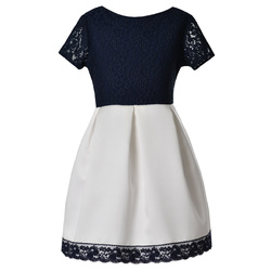 Koronkowa sukienka Zara, na wesela,do szkoły,ubranka wizytowe,galowe,sklep internetowy