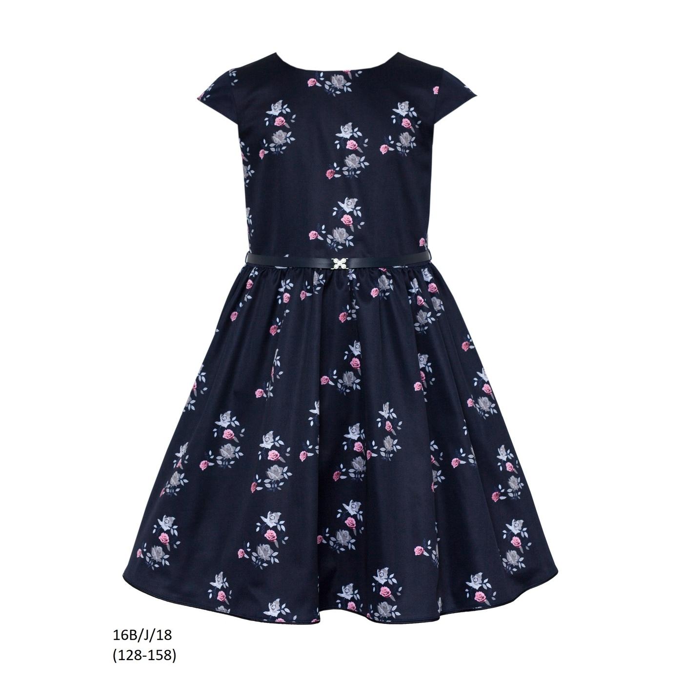 0ae2fc2578 Sukienka dziewczęca 16B J 18 okolicznościowa