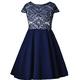Sukienka dla dziewczynki, wizytowa,okolicznościowa,elegancka,granatowa,na galowo