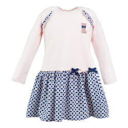 Sukienka Alma,dla dziewczynki,rózowa, okolicznościowa