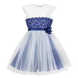 Wizytowa sukienka dla dziewczynki Marita