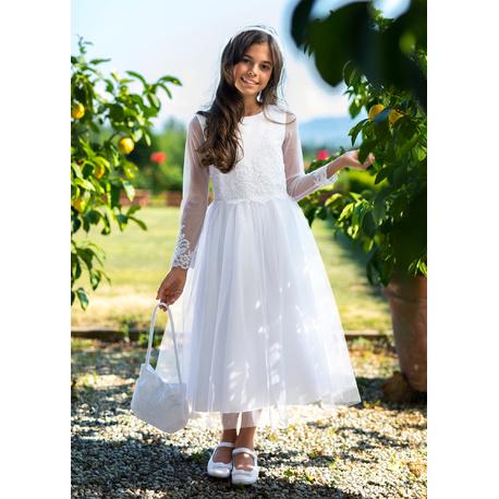 43c6177564 Sukienka dla dziewczynki na specjalne okazje 1MIDI SM 19